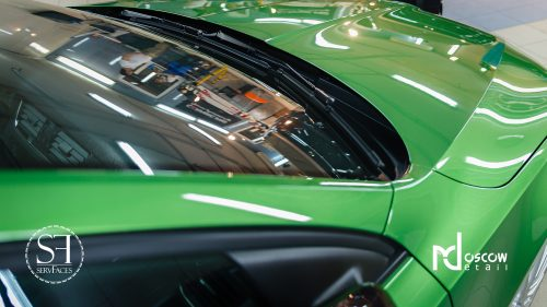 Moscowdetail, Skoda RS
