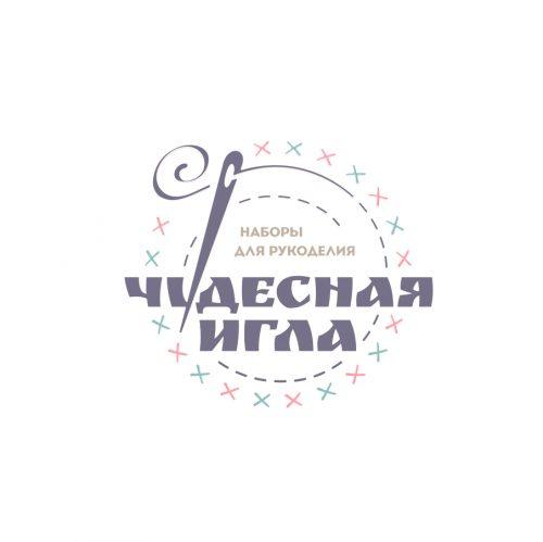 Чудесная игла | ремейк логотипа