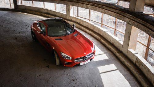 Mercedes Benz AMG GTs